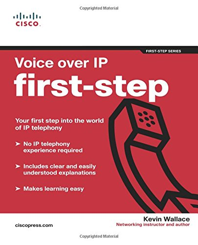 9781587201561: Voice over IP First-Step
