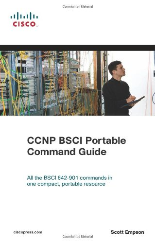 9781587201899: CCNP BSCI Portable Command Guide
