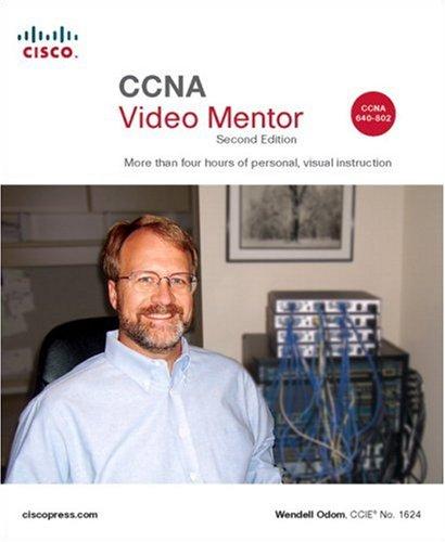 9781587201912: CCNA Video Mentor: (CCNA Exam 640-802) (2nd Edition)
