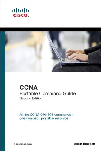 9781587201936: CCNA Portable Command Guide (Self-Study Guide)