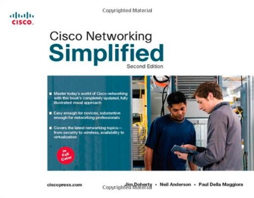9781587201998: Cisco Networking Simplified: (2nd Edition)
