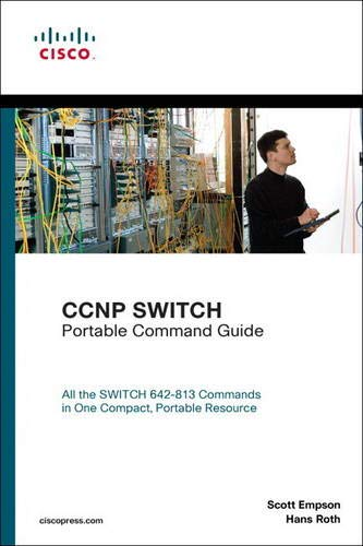 9781587202483: CCNP SWITCH Portable Command Guide