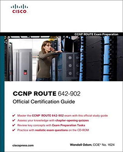 9781587202537: CCNP ROUTE 642-902 Official Certification Guide (Official Cert Guide)