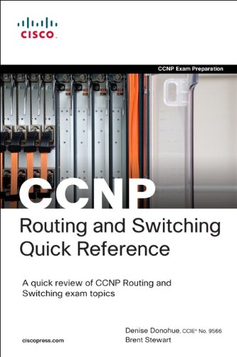 9781587202841: CCNP Routing and Switching Quick Reference