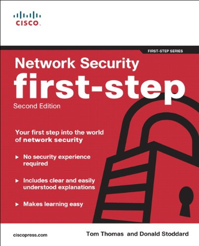 9781587204104: Network Security First-Step (2nd Edition)