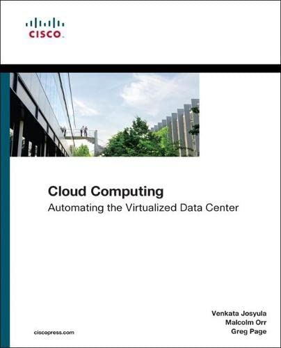 9781587204340: Cloud Computing: Automating the Virtualized Data Center (Networking Technology)