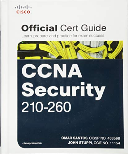9781587205668: CCNA Security 210-260 Official Cert Guide