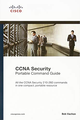 9781587205750: CCNA Security (210-260) Portable Command Guide (2nd Edition)