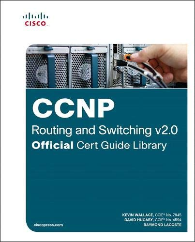 9781587206634: CCNP Routing and Switching v2.0 Official Cert Guide Library