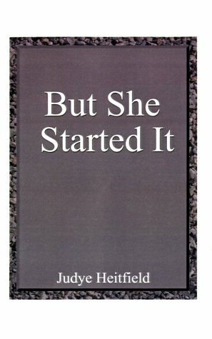 9781587211270: But She Started It! a Conflict Resolution Manual for Parents and Teachers