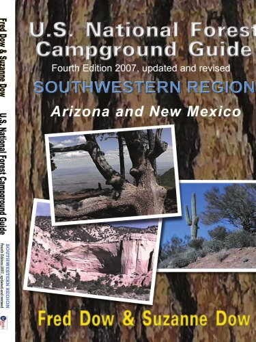 9781587213076: U.S. National Forest Campground Guide: Southwestern Region (U.S. National Forest Camground Guides)