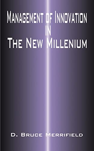 9781587215070: Management of Innovation in the New Millennium