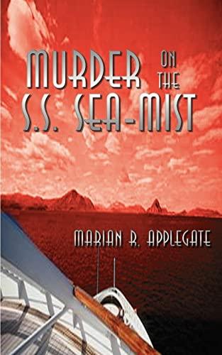 9781587217418: Murder on the S.S. Sea-Mist