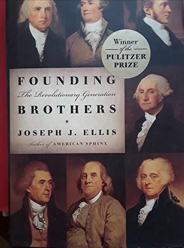 9781587240065: Founding Brothers (Wheeler Compass)