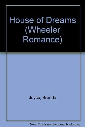 9781587240362: House of Dreams (Wheeler Large Print Book Series)