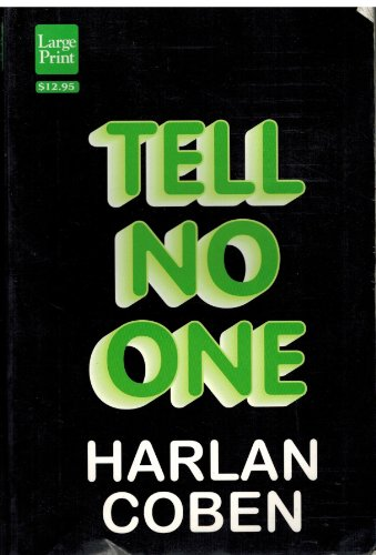 9781587240638: Tell No One (Wheeler Large Print Book Series)