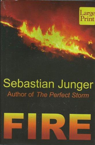 9781587241246: Fire (Wheeler Hardcover)