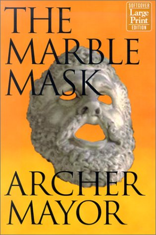 9781587241291: The Marble Mask