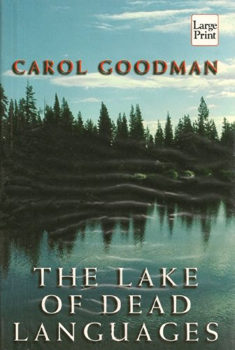 9781587242441: The Lake of Dead Languages (Wheeler Large Print Book Series)