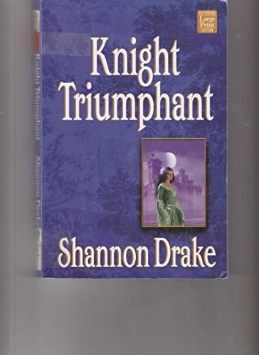9781587242656: Knight Triumphant
