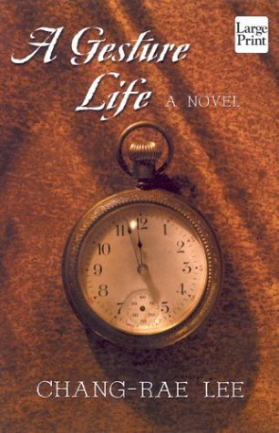 9781587242878: A Gesture Life (Wheeler Large Print Book Series)