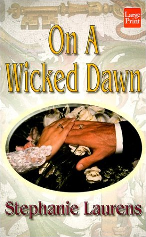 9781587243240: On a Wicked Dawn (Wheeler Large Print Book)