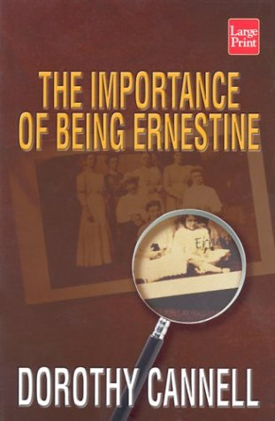 9781587243271: The Importance of Being Ernestine: An Ellie Haskell Mystery
