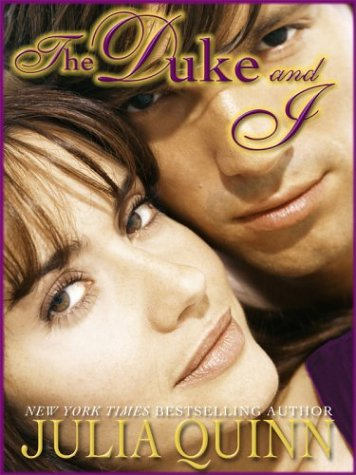 9781587243783: The Duke and I (Wheeler Large Print Book Series)