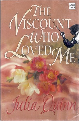 9781587243837: The Viscount Who Loved Me (Wheeler Large Print Book Series)
