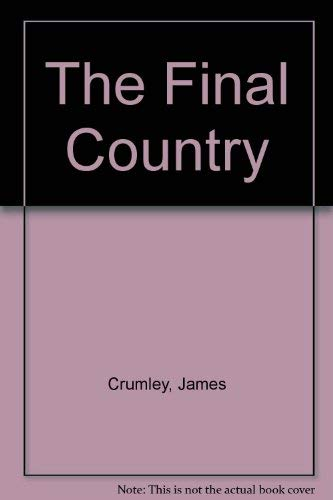 9781587244124: The Final Country