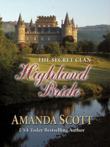 9781587244452: Highland Bride