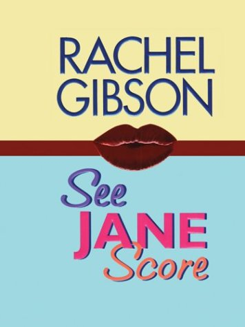 9781587244483: See Jane Score (Wheeler Large Print Softcover Series)