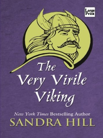 9781587244568: The Very Virile Viking (Wheeler Romance)