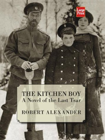 9781587244575: The Kitchen Boy (Wheeler Large Print Compass Series)