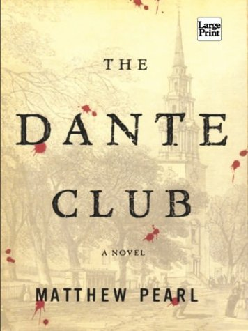 9781587244650: The Dante Club