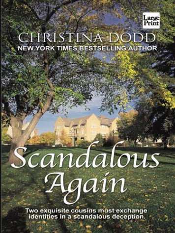 9781587244827: Scandalous Again (Wheeler Romance)