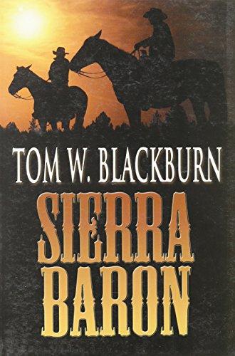 9781587245718: Sierra Baron