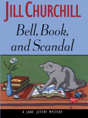 9781587245787: Bell, Book, and Scandal (Jane Jeffry Mysteries)