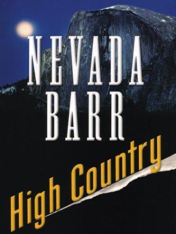 9781587246371: High Country (Wheeler Large Print Book Series)