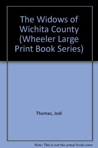 9781587246401: The Widows of Wichita County