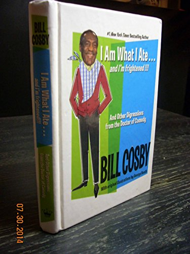 9781587246494: I Am What I Ate...and I'm Frightened!!! and Other Digressions from the Doctor of Comedy (Wheeler Large Print Book Series)