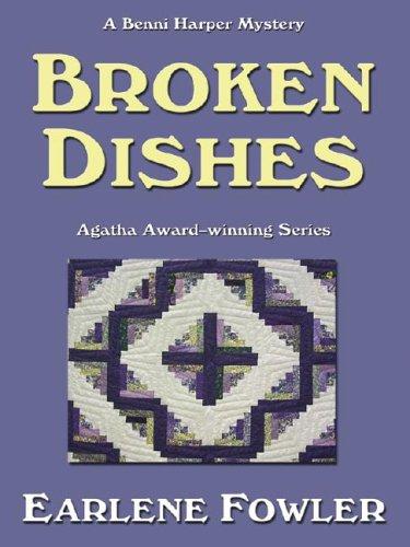 Broken Dishes: A Benni Harper Mystery