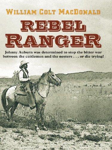 9781587247170: Rebel Ranger