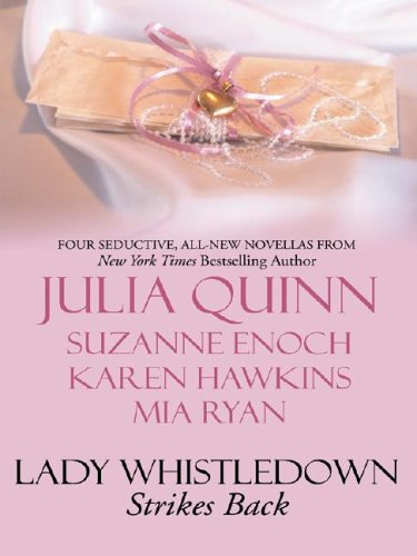 9781587247408: Lady Whistledown Strikes Back (Wheeler Large Print Book Series)