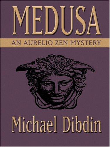9781587247651: Medusa: An Aurelio Zen Mystery
