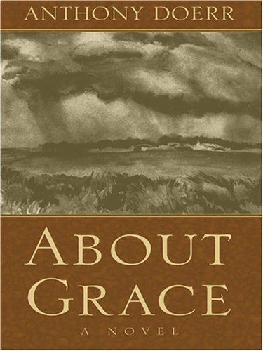 9781587247798: About Grace (Wheeler Large Print Book Series)
