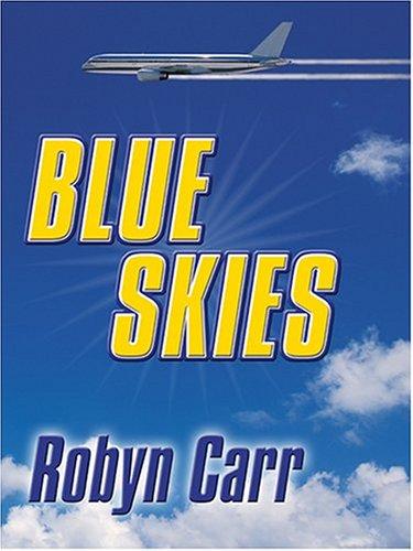 9781587247828: Blue Skies (Wheeler Large Print Book Series)