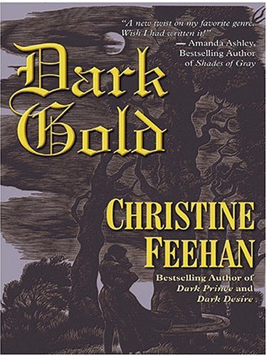9781587248085: Dark Gold (Wheeler Large Print Book Series)