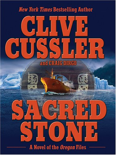 9781587248757: Sacred Stone: A Novel of the Oregon Files (Wheeler Large Print Books)