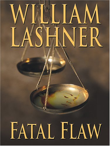 9781587249075: Fatal Flaw (Wheeler Large Print Book Series)